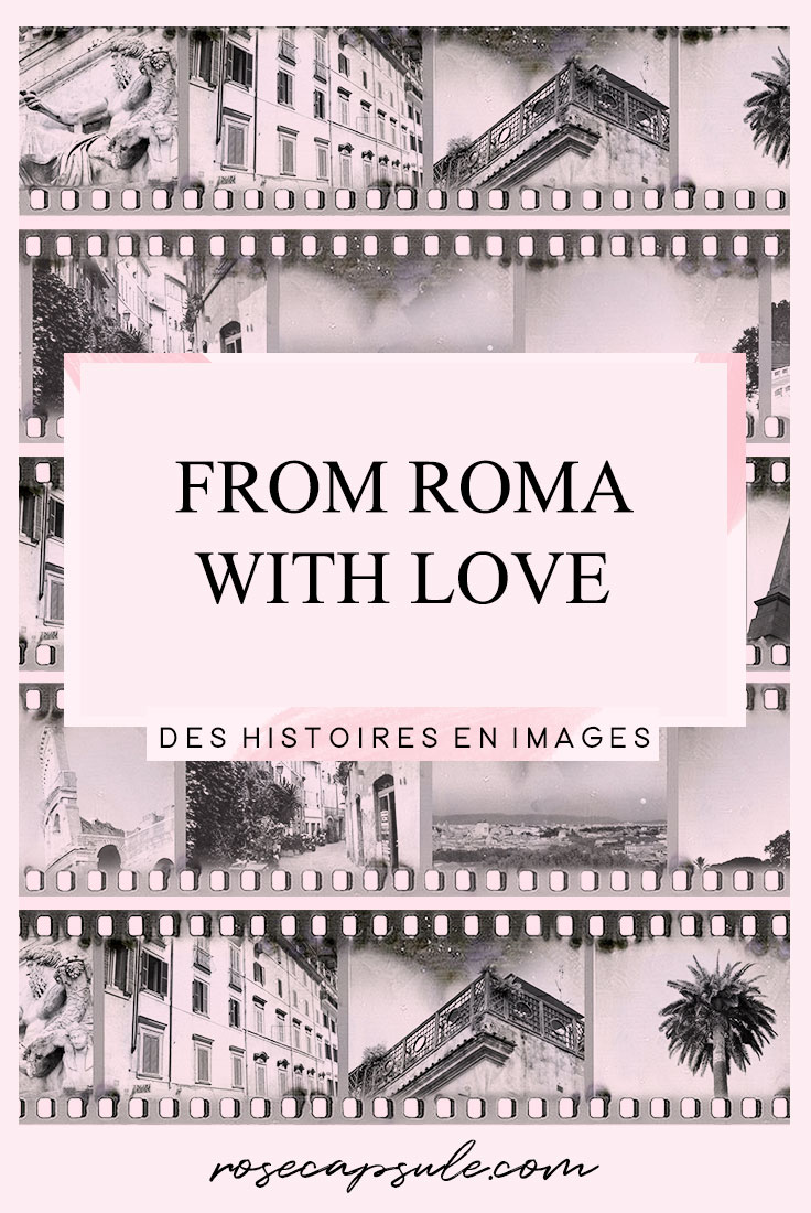 Des histoires en images : From Roma with love