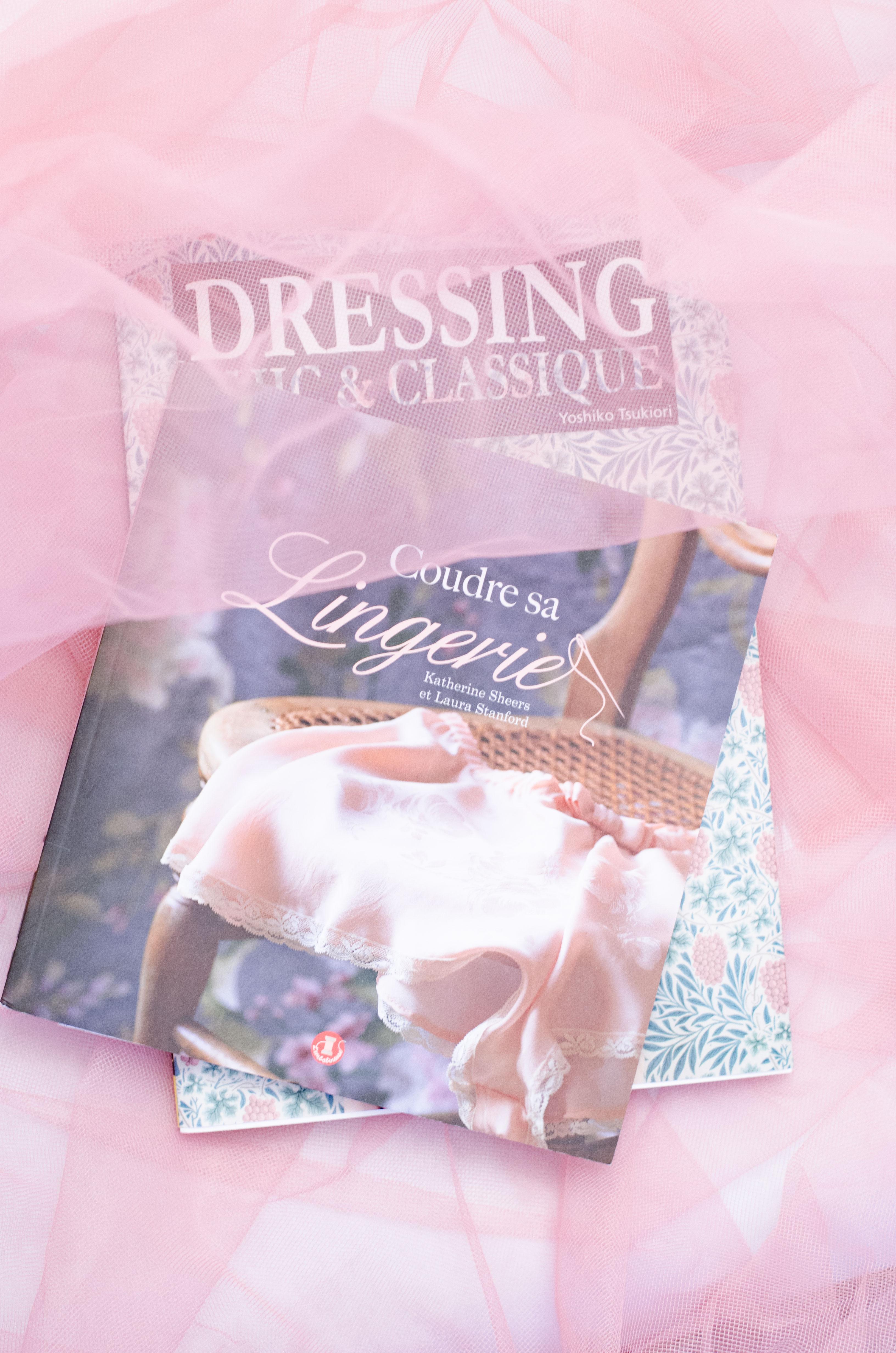 Comment bien choisir ses livres de couture