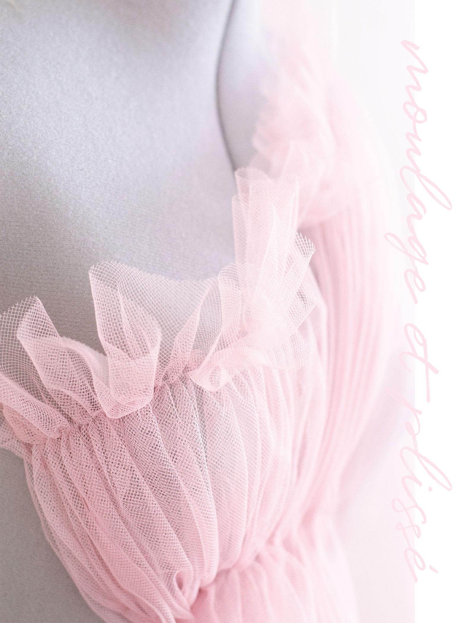 Le lexique complet de la couture : Moulage et plissé