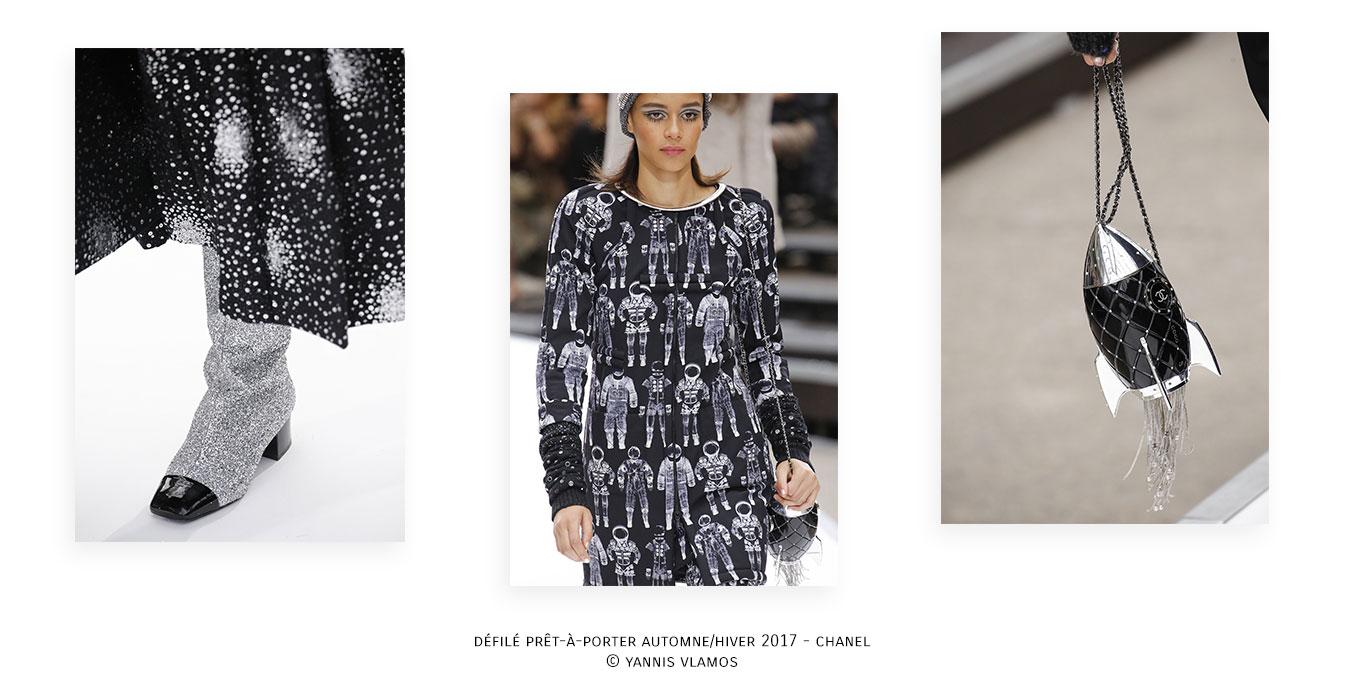 Défilé Prêt-à-porter Automne-Hiver 2017 Chanel