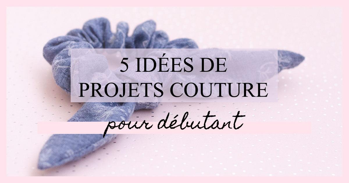 5 id es de projets couture pour d butant rose capsule. Black Bedroom Furniture Sets. Home Design Ideas