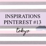 Inspirations Pinterest #13 : Tokyo