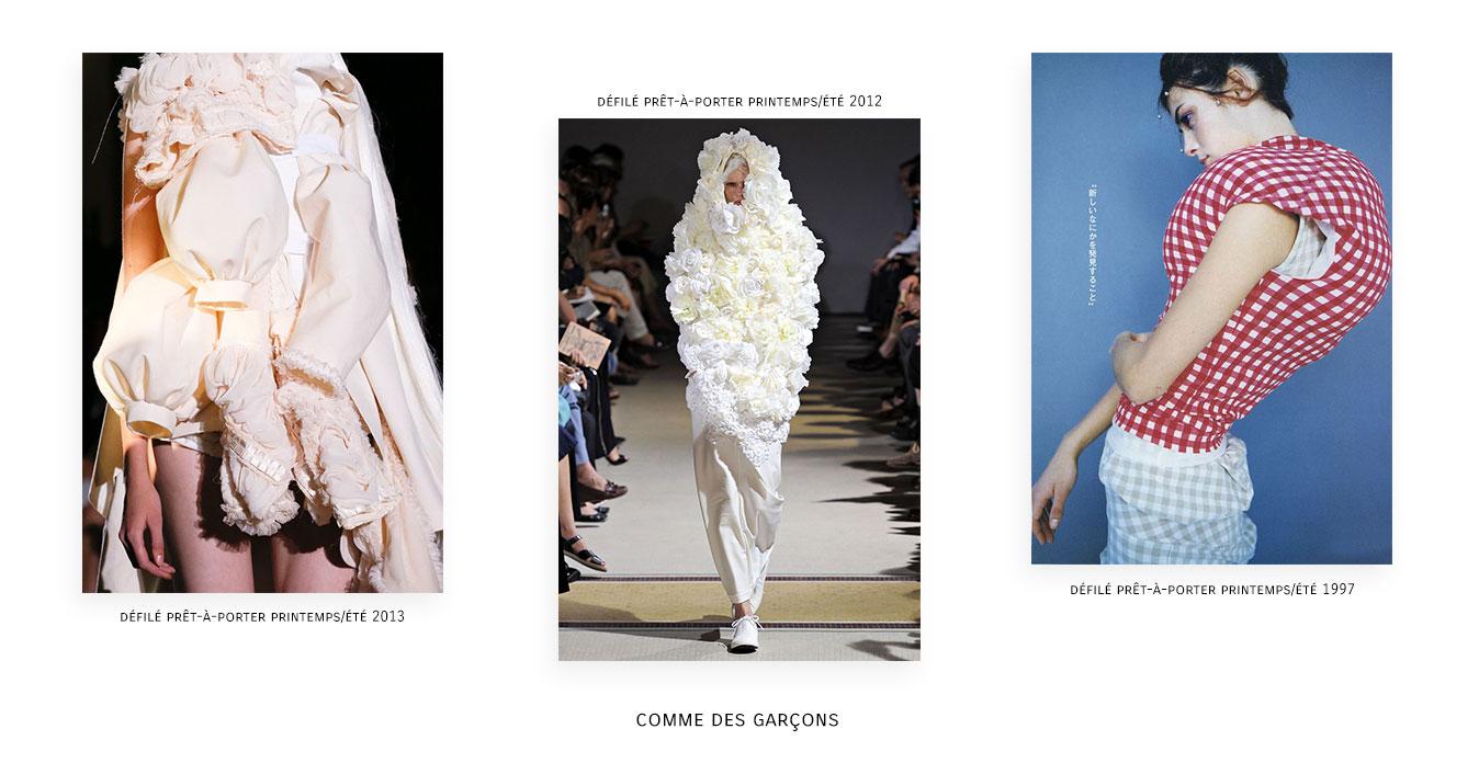 Comment est utilisé le corps dans la mode ?