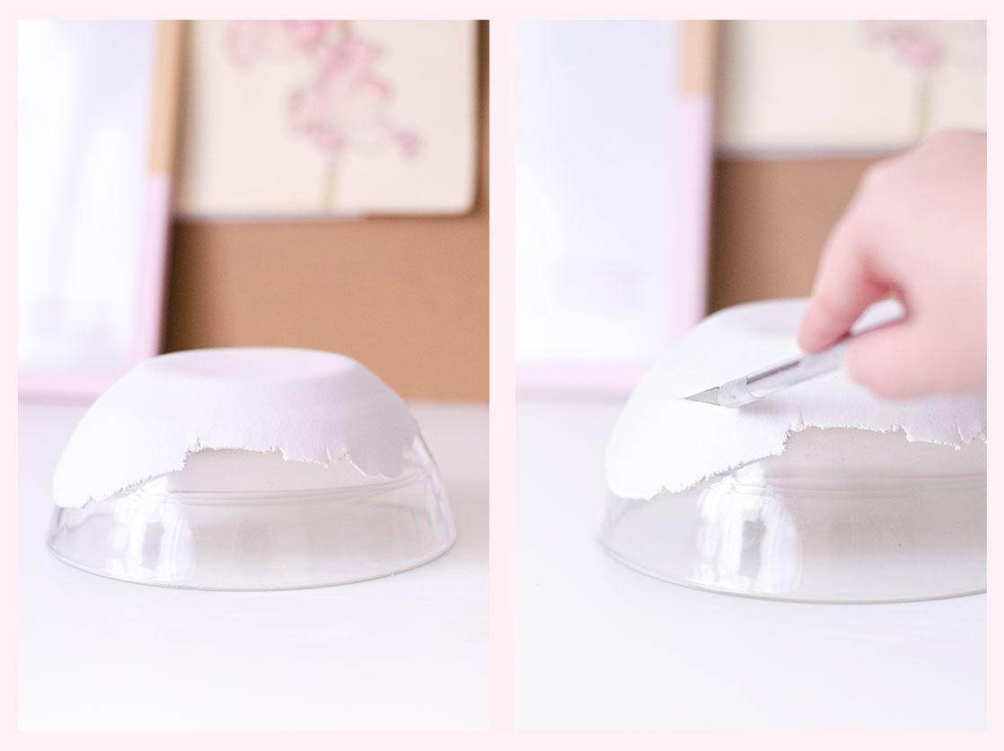 DIY : Comment fabriquer des récipients en argile autodurcissante ?
