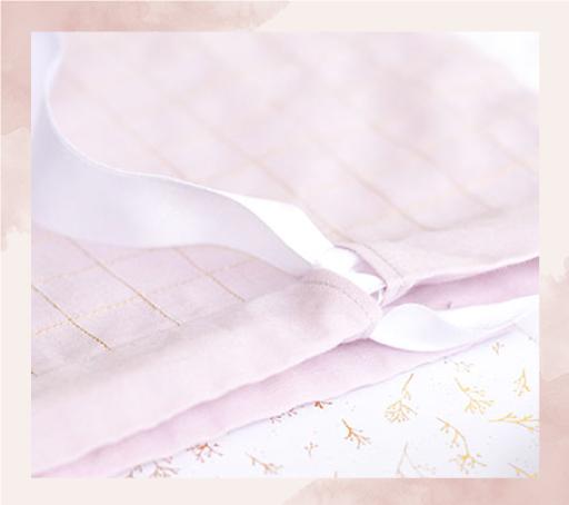 DIY : Comment coudre un pochon en tissu ? + idée de customisation