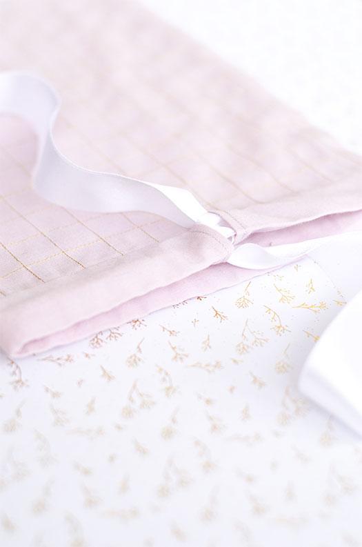 DIY : Comment coudre un pochon en tissu ?