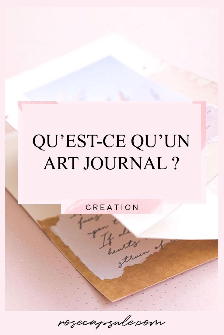 Qu'est-ce qu'un art journal ?