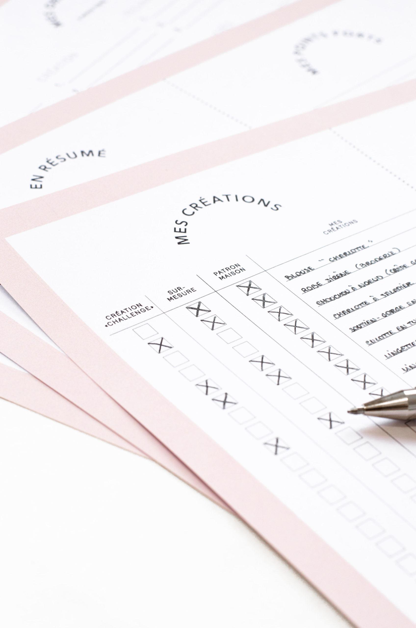 Faire un bilan couture : pourquoi et comment le faire ?
