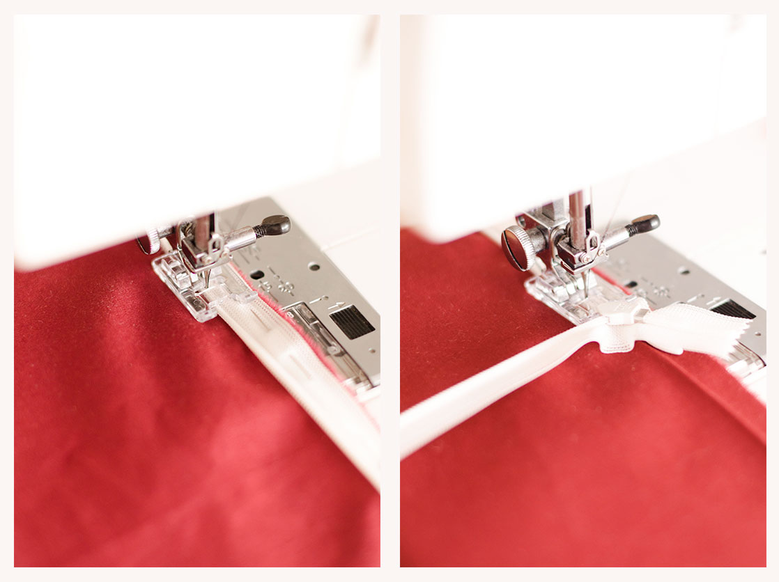 Comment coudre une fermeture éclair invisible facilement ?